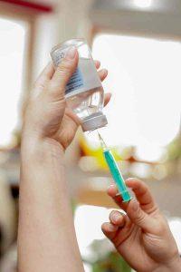 Impfungen schützen die Gesundheit. Die PRaxis Lieber informiert.