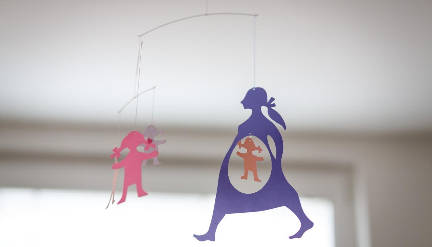Schwangerensprechstunde in der Praxis Lieber